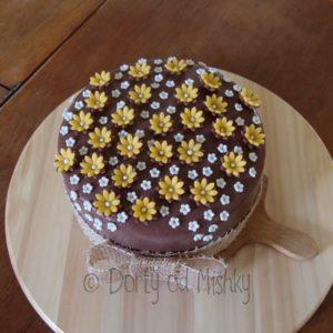 Svatební dort pro Katku