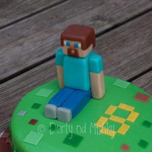 Minecraft panáček