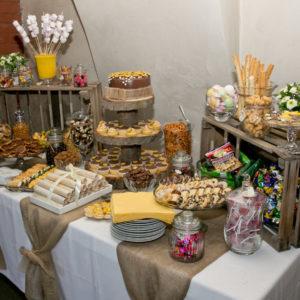 Svatební sladkosti
