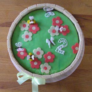 Dort - Zahrádka se sušenkami
