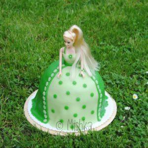 Dort - Panenka v zeleném