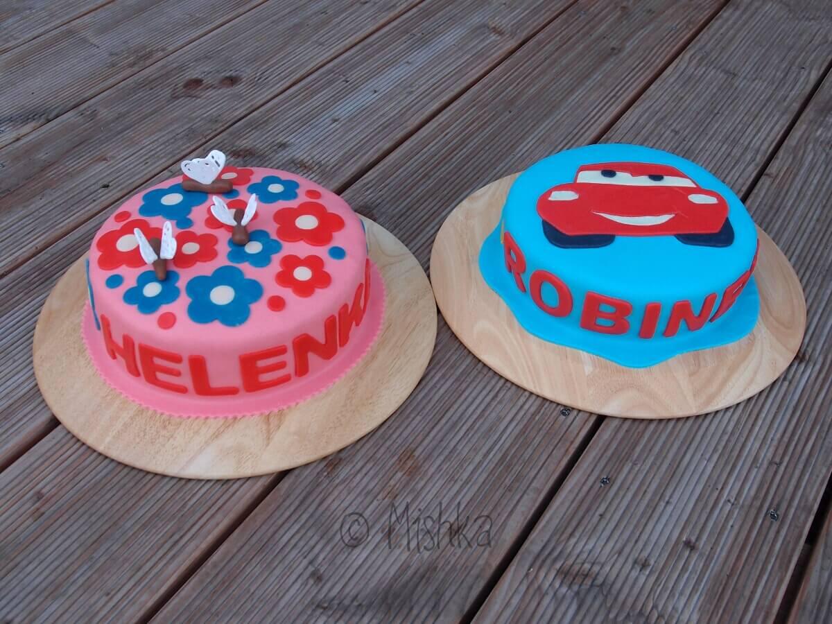 Dva dorty pro dvojčata