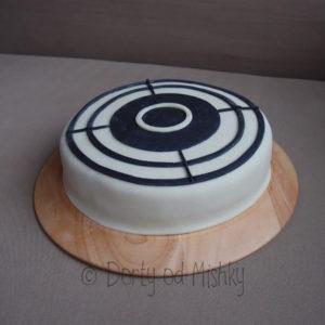 Terč jako dort