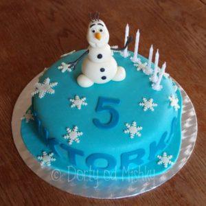 Dort se sněhulákem Olafem