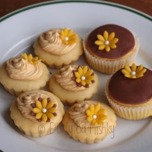 Varianty cupcakes