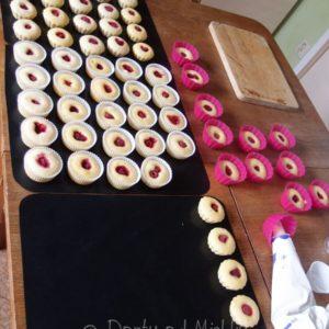 Pečení cupcakes