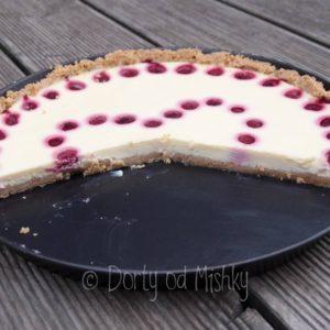 Nakrojený cheesecake