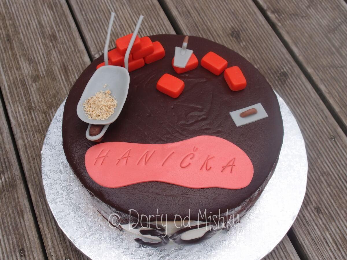 Stavební dort