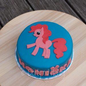 My little pony na dortu