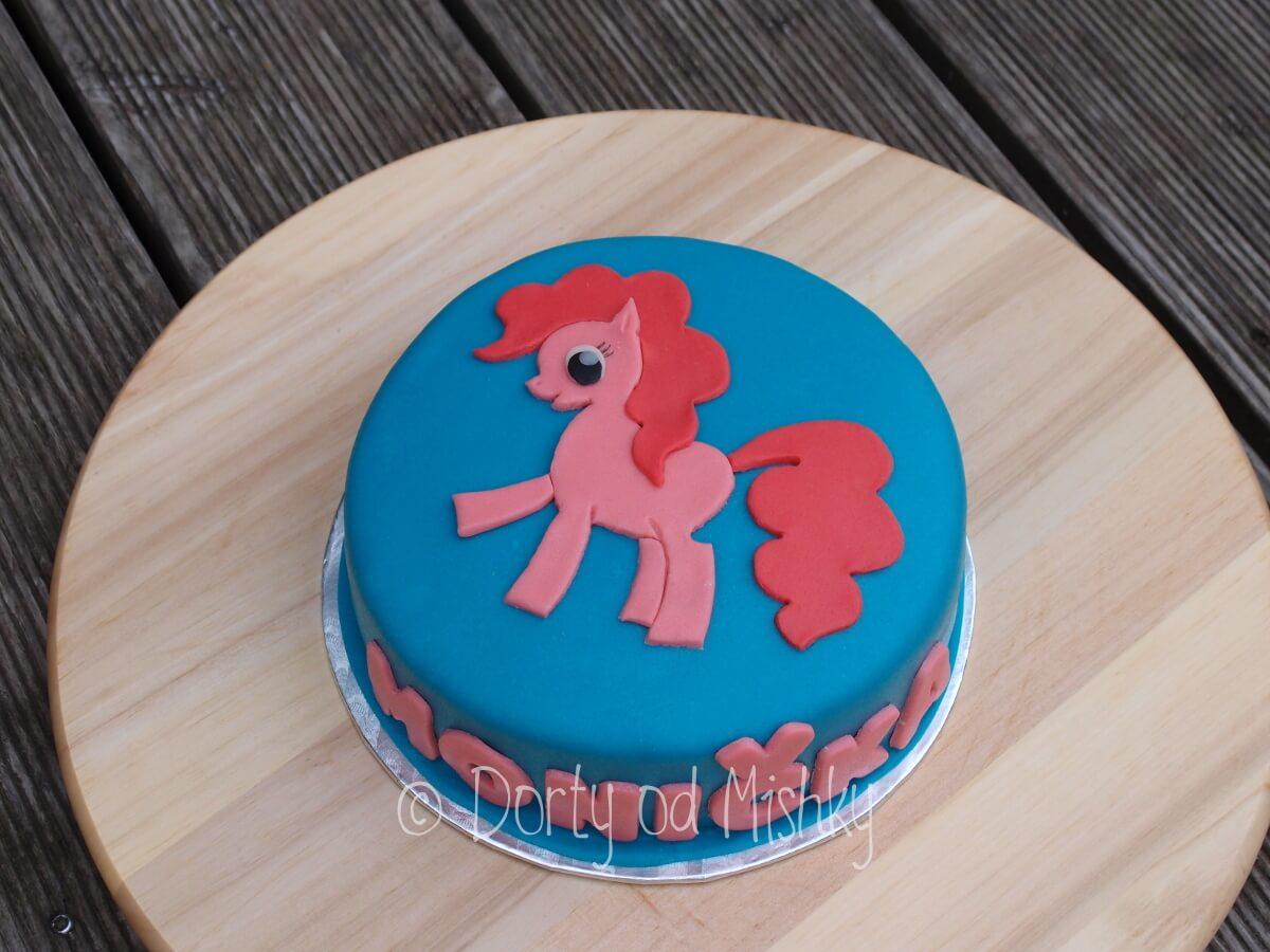 Dort s obrázkem My little pony